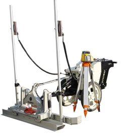 路得威微型激光平整机RWJP20小型激光整平机,适合楼层混凝土整平机施工 小型激光平整机