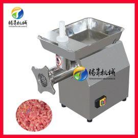 电动不锈钢绞肉机 台式绞肉机 鲜肉绞肉机 多型号
