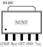LED內置MOS恆流IC-NU507