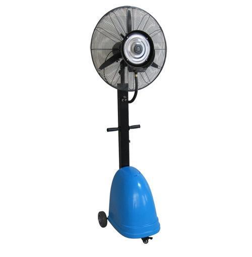 26寸移动水雾风机 户外加湿器 移动喷雾风扇 移动式雾化风扇 雾化加湿