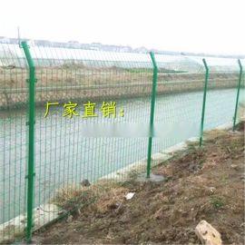 双边丝护栏丨南宁公路框架围栏丨广西工地桃型护栏