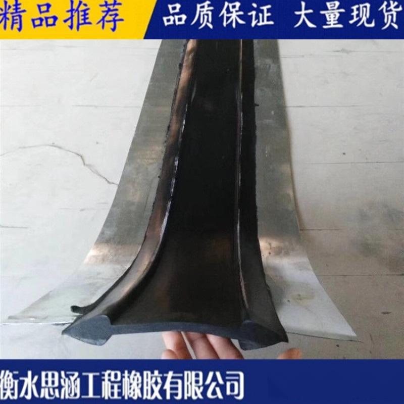 厂家专业生产国标中埋式钢边橡胶止水带隧道地铁