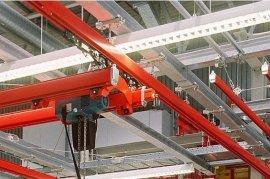 KBK轨道柔性组合起重机--山东天力专业制造