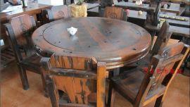 特价销售各式各样老船木家具