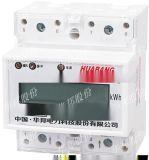 單相DDS228型導軌式電能表液晶4854P