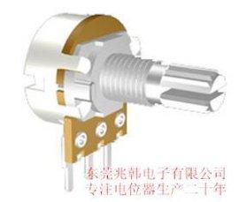 旋轉電位器 電位器廠家 音響電位器