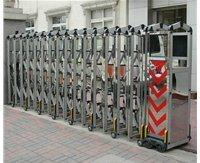 惠州锋发供应电动伸缩门,铝合金伸缩门安装,伸缩门安装价格