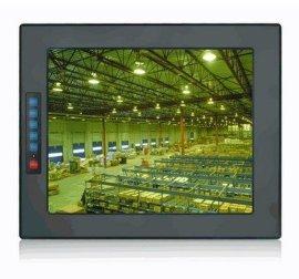 奇创15寸嵌入式工业显示器可触摸QC-150IPE10T