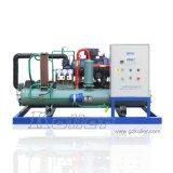 廣州科勒爾製冷設備日產10噸大型鹽水冰磚機(水冷) 漢鍾壓縮機