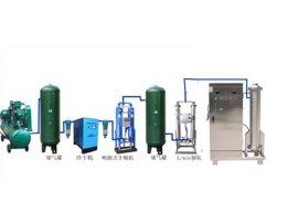 广东广加环印染污水处理臭氧发生器厂