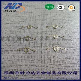 坪山弹簧厂家 扁线扭簧 方线扭簧 扭转弹簧生产 质量保证 免费打样