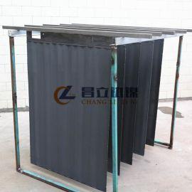 昌立钛镍 二氧化铅钛电极  COD降解/湿法冶金用钛电极