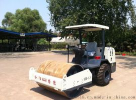 洛阳路德YZD-3.5吨单钢轮振动压路机