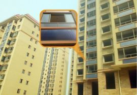 高层小区太阳能热水工程阳台壁挂太阳能加盟