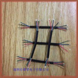 生产厂家四芯漆包线蓝牙天线连接线