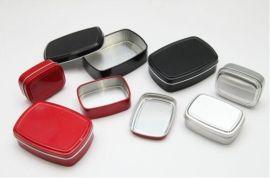 方形铝盒 肥皂盒 金属罐 礼品罐 现货