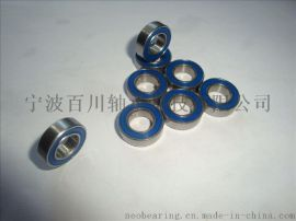 S689-2RS 蓝色密封圈&微型不锈钢轴承