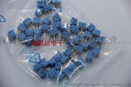 TOCOS精密电位器GF063P1B102 大陆代理商