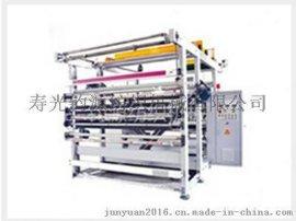 紡織後整理、紡織機械絨類剪毛機(圖)用於毛巾、毛毯