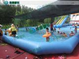 充氣水池決明子沙灘池充氣游泳池