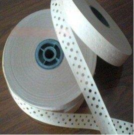 四排孔纸胶带 三排孔拼花胶带 本色修补胶带