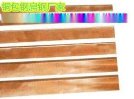 惠丰公司铜包钢扁钢的常用型号规格 惠丰铜包钢扁线厂家可定做各种号型