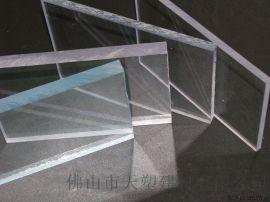 透明耐力板 3mm透明耐力板雨棚工程 颜色多样