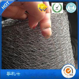 厂家诚信大量供应小拧花网小六角网小石笼网格宾网