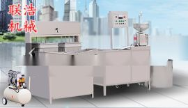 枣庄大豆腐机械/豆腐生产视频/大豆腐机价格/家用豆腐机器哪家好