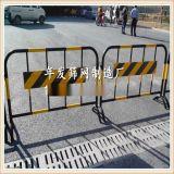年發 施工移動護欄網 臨時鐵馬護欄網 移動柵欄 生產定制反光標牌交通防護欄