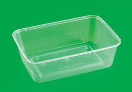 一次性塑料餐具(SK750)PP餐盒 环保PP餐盒
