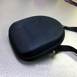 移动电源盒耳机收纳包 单肩外出大容量便捷斜跨耐用 化妆收纳包