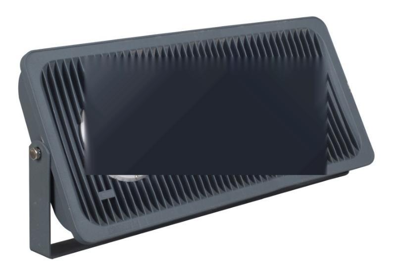 led投光灯外壳套件 集成COB30W50W100W150W太阳花背包投光灯外壳