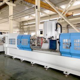 无锡厂家直销 轨道交通型材数控加工中心 铝型材三轴数控加工中心