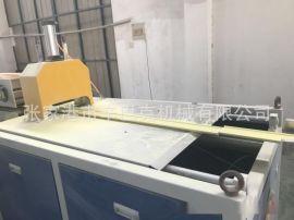 厂家直销竹木纤维墙板生产设备PVC木塑踢脚线生产线设备