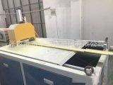 廠家直銷竹木纖維牆板生產設備PVC木塑踢腳線生產線設備