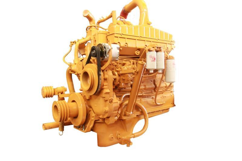 現代485挖掘機康明斯QSM11 發動機缸體缸蓋