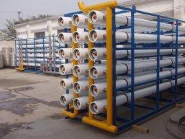 衡水衡美工业10吨二级RO反渗透水处理生产纯净水设备