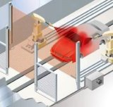 喷涂检测光幕-喷涂定位光幕-红外线检测光幕