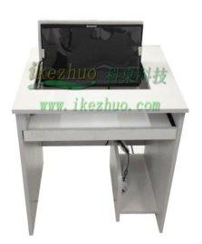 科桌翻转电脑桌K08学生电脑桌单人翻转桌