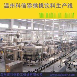 猕猴桃饮料生产线,猕猴桃饮料生产设备