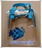 深圳PVC手提透明胶袋