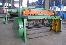 Q11-2x2000机械剪板机 小型电动剪板机 剪板机安迈厂家直销