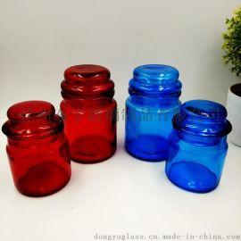 中号蜡烛罐厂家直销玻璃罐东宇玻璃制品