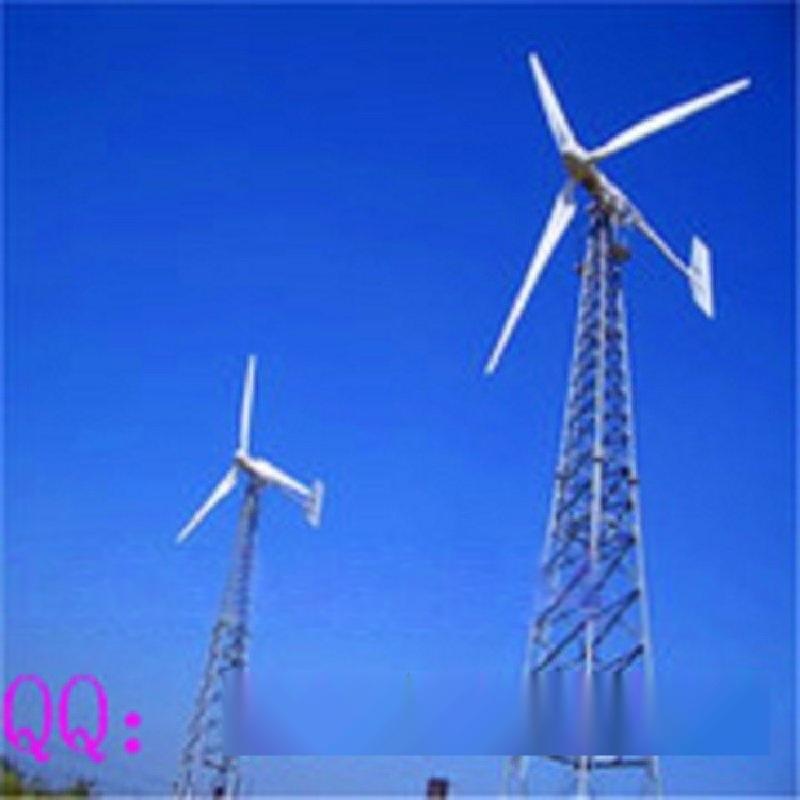2千瓦家用風力發電機 48V小型低轉速永磁 高效魚民用小型風力發電機