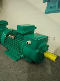 冶金吊电机 单梁行车驱动电机 YZR37kw电动机