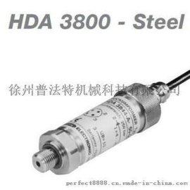 HYDAC贺德克HDA 3844-A-100-000 电子式压力开关 数显压力传感器