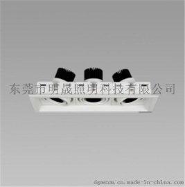 優雅時尚設計明晟藝術展覽中心LED豆膽燈