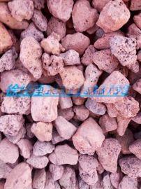 山东黑色,红色火山石,火山岩多少钱一吨
