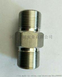 不锈钢焊接接头A不锈钢JB966-77焊接式管接头